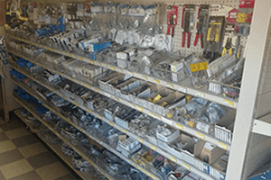 Home Improvement section of store