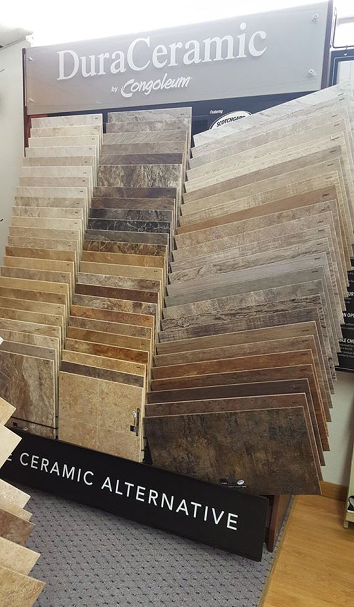 Flooring_Ceramic Tile by Congoleum