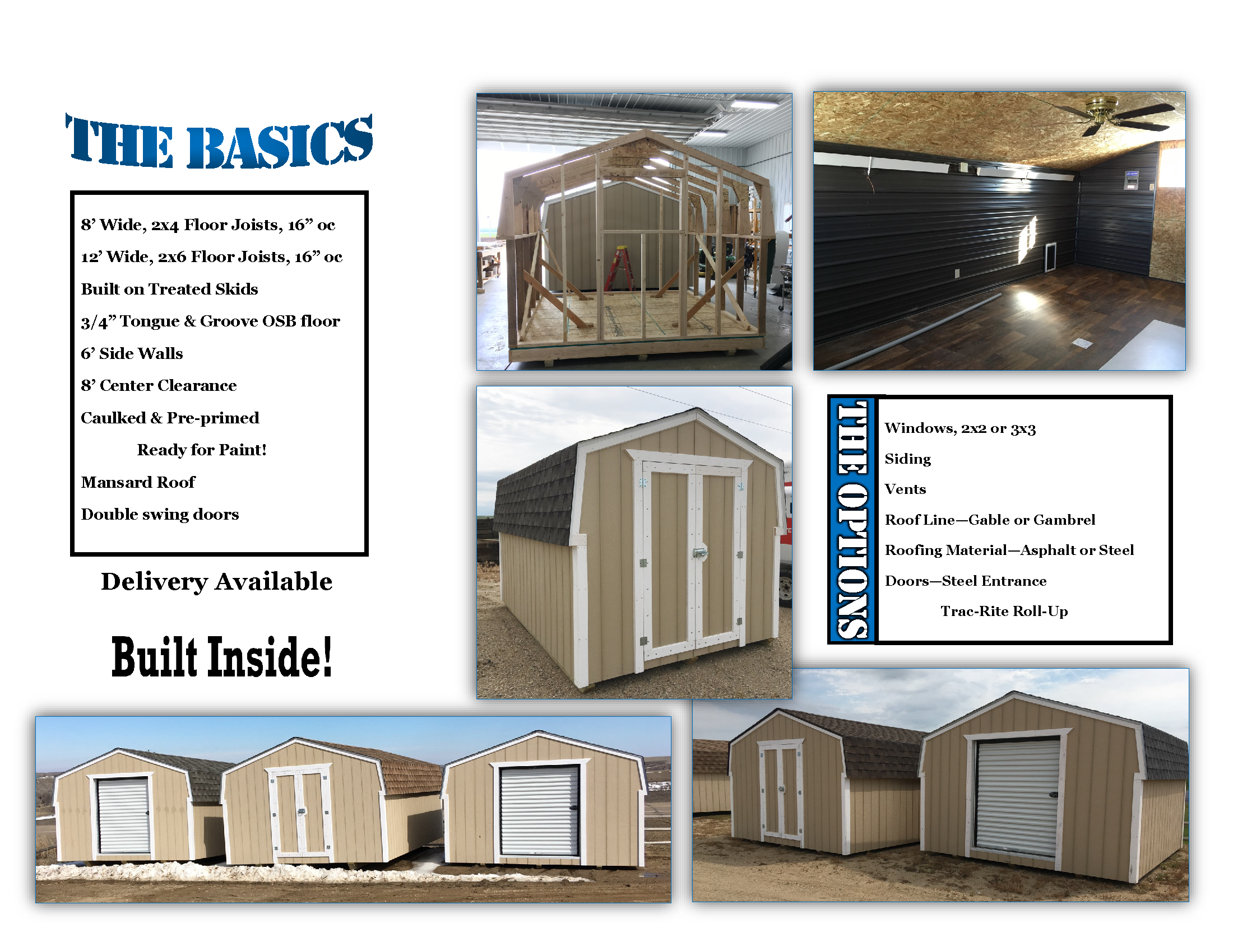 Custom Storage Sheds & Buildings 2021_Pg2