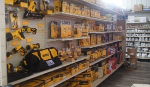 DeWalt Tools available at Moses Building Center