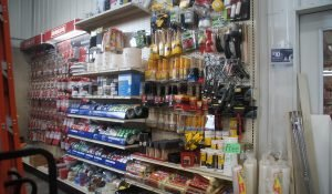 Paint and stain accessories available at Moses Building Center