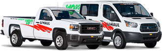 Uhaul rental trucks